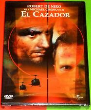 EL CAZADOR / THE DEER HUNTER Michael Cimino -DVD R2- Precintada