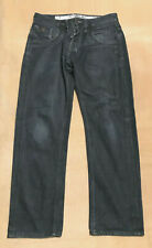 """Mens Police 883 Jeans Low Crotch Size 32"""" Waist, 31"""" Leg  Good Condition"""