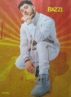 BAZZI - A4 Poster (ca. 21 x 28 cm) - Clippings Fan Sammlung NEU