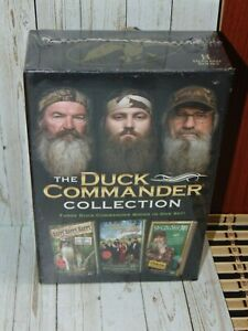 The Duck Commander Collection: The Duck Commander Family / Happy, Happy, .. NEW