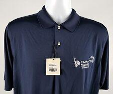Liberty Mutual Legends Golf Savannah GA NEW OLD STOCK Size Large Men Golf Shirt