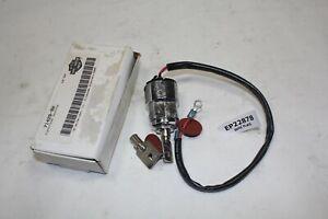 Harley FXR Dyna Sportster ignition switch 71428-90 + keys FXRT XL NOS EPNS22878