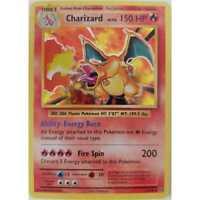 Pokemon  Charizard (Glurak) 11/108 Holo XY Evolutions English NM