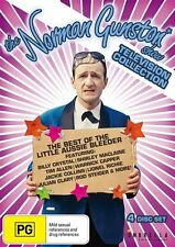 The Norman Gunston Show (DVD, 2017, 4-Disc Set)  COMEDY