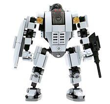 MyBuild Patented Block Building Toy Base Defender, Bricks to Fantastic Robot
