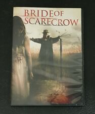 Bride Of Scarecrow DVD Horror  Claire-Maria Fox, Manny Montana, Shawn Phillips