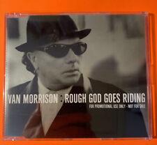 Van Morrison Rough God Goes Riding 1 TRK  CD single  UK promo (HEAL3) POLYDOR