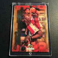 LEBRON JAMES 2003 UPPER DECK COLLECTIBLES #41 FRESHMAN SEASON GOLD FOIL ROOKIE