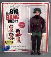 Big Bang Theory Raj Renaissance Faire Action Figure NIB Bif Bang Pow NIP Rajish