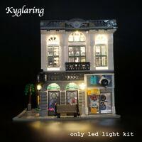 Kyglaring LED Light for LEGO 10251 Creator Expert Brick Bank Beleuchtungs