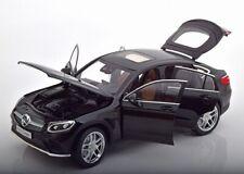 Mercedes-Benz GLC Klasse Coupe X253 schwarz 2018 1:18 iScale Diecast