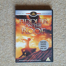 Fiddler On The Roof Special Edition R2 DVD 2 Disc Set