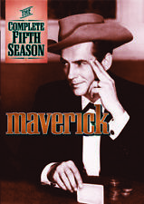 Maverick: The Complete Fifth Season [New DVD] Manufactured On Demand, Full Fra