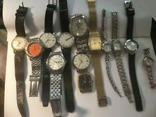Bundle Quality Watches  Accurist/Sekonda/Seiko. Vintage /Modern