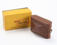 KODAK CASE FOR FLASH BANTAM, WITH STRAP IN NICE BOX/cks/200307