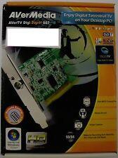 New AVerMedia AVerTV Digi Super 007  TV Tuner for Desktop PC PCI for WIN