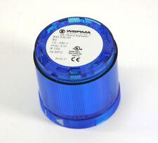 Werma Dauerlichtelement Blau 840 500 00 | 12 - 230 V | max. 5 W