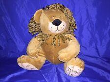 Lion First & Main Peacemakers Plush toy stuffed animal Dreadlocks RARE