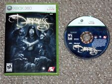 The Darkness Xbox 360 Game & Case