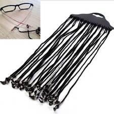 12pcs Nylon Cord Eyeglass Holder Sunglasses Eyewear Glasses Neck String Strap