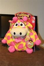Tummy Stuffer - Giraffe  **PERSONALIZED** As Seen On TV   **New** MUST SEE