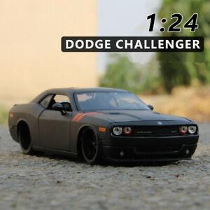 Maisto Dodge Challenger 2008 R/T 1:24 Alloy Diecast Static Car Model (no box)