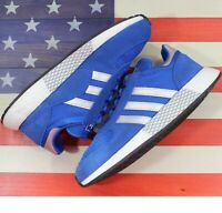 Adidas Marathon X 5923 BOOST Running Shoes Blue-White Black [G26782] Men's 9.5