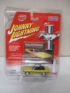 Johnny Lightning White Lightning Mustang 1969 Shelby GT350 Convertible