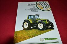 Hurlimann 6135 6115 Elite Tractor Dealers Brochure  LCOH