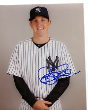 JOSH  SPENCE    NEW  YORK YANKEES  SIGNED AUTOGRAPHED    8X10  PHOTO