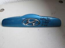 Blende Leiste Heckklappe Hyundai Getz (TB) Bj. 02-05 Farbe: XU