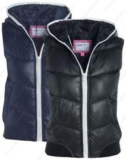 Abrigos y chaquetas de niña de 2 a 16 años chalecos de poliéster