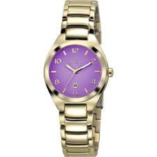Reloj de Mujer BREIL PRECIOUS TW1375 Acero inoxidable Dorado Fucsia