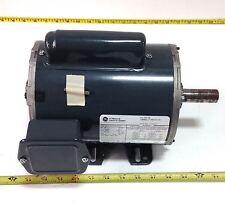 GENERAL ELECTRIC AC MOTOR NNB 1.5HP 115/230V 8.2/16.4A 5KC49SN8060T