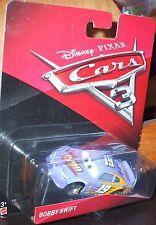 2017 Disney Pixar CARS 3 MOVIE ~ BOBBY SWIFT #19 Octane Gain ~ DieCast  Race Car