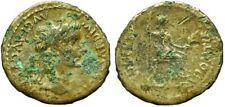 Tiberio (14-37)    Denario    Lugdunum (Lyon, Francia)      Forrado