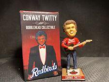 Conway Twitty Salem Red Sox Salem Redbirds Bobblehead Giveaway SGA NEW
