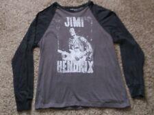 Jimi Hendrix Performance T-Shirt, Size Large, Longsleeve