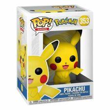 Funko Pop! Games: Pokémon - Pikachu Figurine en Vinyle (31528)