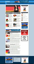 Learn German Blog Amp Website With Affiliates Amp Banners Domain Amp Hosting