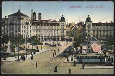Monaco-Karlstor-Rondell-tram - tram - 1928-Josef Huber