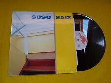 Suso Saiz – En La Piel Del Cruce (EX+/EX+) Tino di Geraldo ulTra RaRe ♫  LP   ç