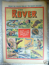 THE ROVER Comic, No.1290, 18th March 1950-Tails that cling swing & sting !