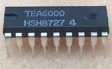 1 PC. tea6000 FM/if system and derivasse-based TUNING Interface dip18 #bp