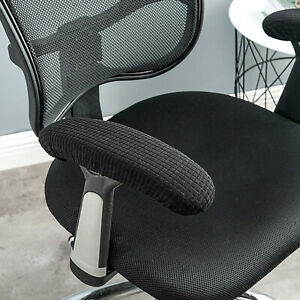 1 Pair Chair Armrest Covers Elastic Office Chair Elbow Arm Rest Protector Cover
