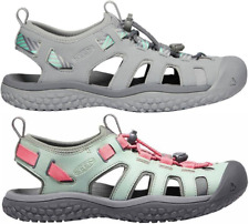 KEEN Solr Outdoor Hiking Sport Everyday City Sandals Shoes Womens All Sizes New