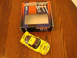 1/32 FLY Fast Kit Corvette C5R Goodwrench livery built with original box