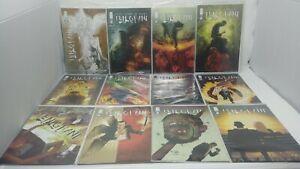 TEN GRAND #2-12  Comic set