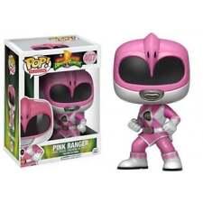 Funko 12577 – Power Rangers Ranger Metallic Pink