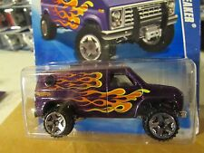Hot Wheels Baja Breaker Heat Fleet Purple